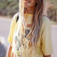 Junk Food Classic Minnie Mouse Tee | Urban Outfitters