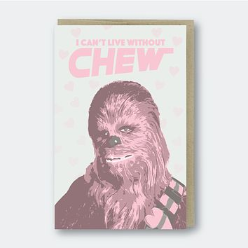 Can't Live Without Chew