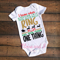 christmas outfits, first christmas, holiday clothes, baby shower gift, holiday bodysuit, newborn baby girl outfit, toddler boy shirt, funny