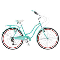 "Schwinn 26"" Women's Perla 7 Speed Bike"