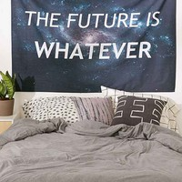 Future Is Whatever Tapestry