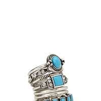 Essential Faux Stone Rings
