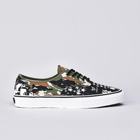 """Flatspot - Vans Syndicate Authentic """"S"""" China Girl Summer"""