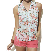 Floral Shirt | Shop Tops at Wet Seal