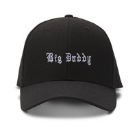 Big Daddy Embroidery Embroidered Adjustable Hat Baseball Cap