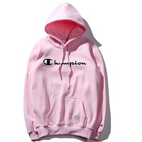 Champion Hoodie (Pink Edition)