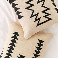 Southwestern Central Kilim Throw Pillow   Urban Outfitters