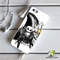 The Nightmare Before Christmas iPhone 5 5S Case by Avallen