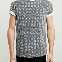CASABLANCA TILE ROLLER T-SHIRT - Men's Tees & Tanks - Clothing