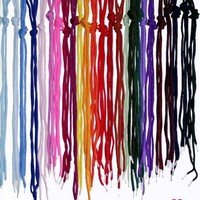 Shoelaces in 30 Colors to choose from! Round style in 3 lengths