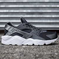 NIKE AIR HUARACHE RUN PRM - METALLIC HEMATITE