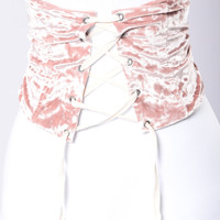 Sweet Little Thang Belt - Pink