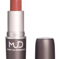 Mud Sheer Just Peachy Lipstick with LA Fresh Makeup Remover