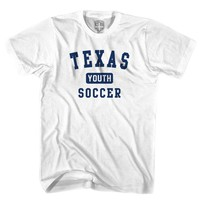 Texas Youth Soccer T-shirt