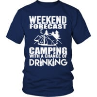 Limited Edition - Weekend Forecast Camping