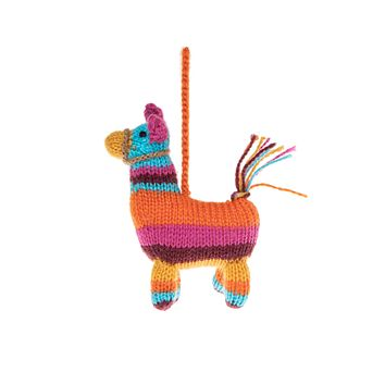 Pinata Knitted Ornament