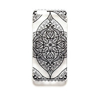 iPhone 6 Plus Case Mandala Tribal Pattern iPhone 6 Plus Hard Case Geometric Henna Back Cover For iPhone 6 Plus Slim Design Case6