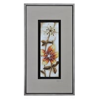 Ren-Wil W6101 Fall Flowers I Vertical Alternative Wall Decor by Dominic Lecavalier