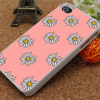 iphone 5c case iphone 5s case iphone 5 case iphone 4s case iphone 4 cases Little Daisy, Floral Phone Cases, Phone covers, Case for iPhone