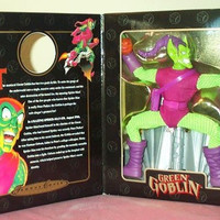 """Famous Cover Series Green Goblin 8"""" Action Figure"""