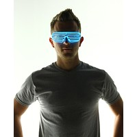 Light Up Shutter Glasses