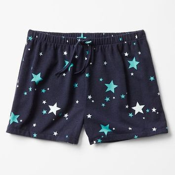 Gap Girls Printed PJ Shorts