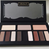 Good product New KAT VON D Eyeshadow Palette SHADE & LIGHT CONTOUR PALETTE Multicolor Bronzers & Highlighters Palette Brand