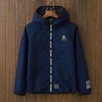 Men's Vintage Slim Fit Quilted Lightweight Jackets with Hood