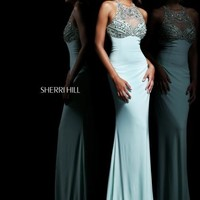 Sherri Hill Dress 21251 at Prom Dress Shop