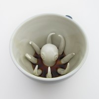 Octopus Creature Cup - 15oz.