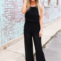 Dinner Date Jumpsuit