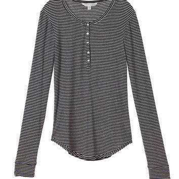 Sexy Little Tees Long-sleeve Henley Tee - Victoria's Secret