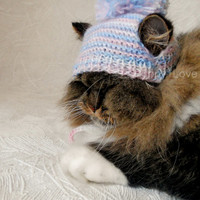 Hat for Cat and Dog 100% handmade hat for Puppy