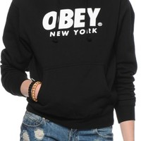 Obey Font NYC Hoodie