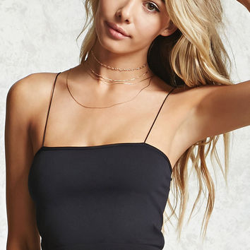 Seamless Cropped Cami
