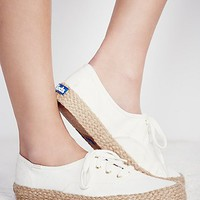 Free People Classic Lace Up Sneaker