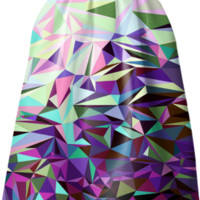 Starfall No.2 - Full Skirt created by House of Jennifer | Print All Over Me