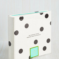 Thriving Archive Photo Album by kate spade new york from ModCloth
