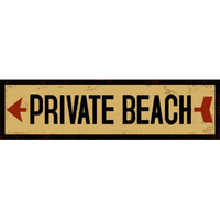 Personalized Gold Black Left Arrow Street Sign Wood Sign