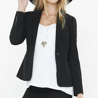 24 Inch Studio Stretch Jacket from EXPRESS