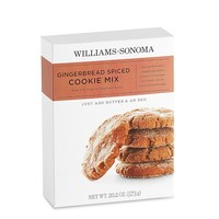 Williams-Sonoma Gingerbread Cookie Mix