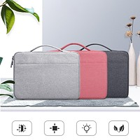 HOCO Portable Laptop Case Sleeve Bag For Mac Apple Felt Cover