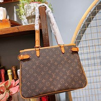 Louis Vuitton LV all-match atmospheric presbyopia large-capacity shoulder bag