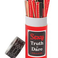 Sexy Truth Or Dare - Pick A Stick