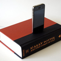 Harry Potter and The Goblet of Fire Used Book Charging by inbook