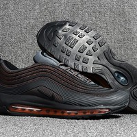 Nike Air Max 97 Grey Running Shoes Size 40-47
