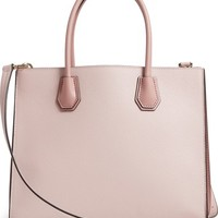MICHAEL Michael Kors Large Mercer Leather Tote | Nordstrom