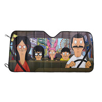 Bob's Burgers Accordion Sunshade
