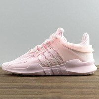 Adidas Eqt Support Adv Fashion Trending Women Running Sports Shoes Sneakers Pink G