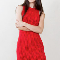 Sugarlips Love on Top Knit Dress
